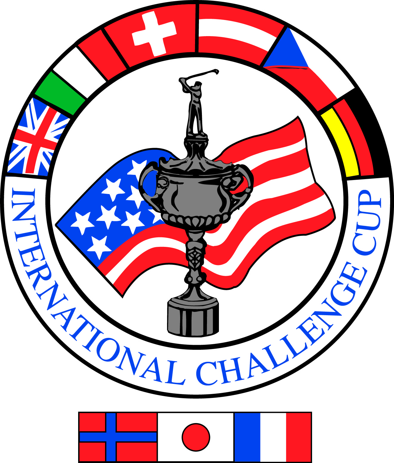 The 23rd Annual Ben Wright International Challenge Cup