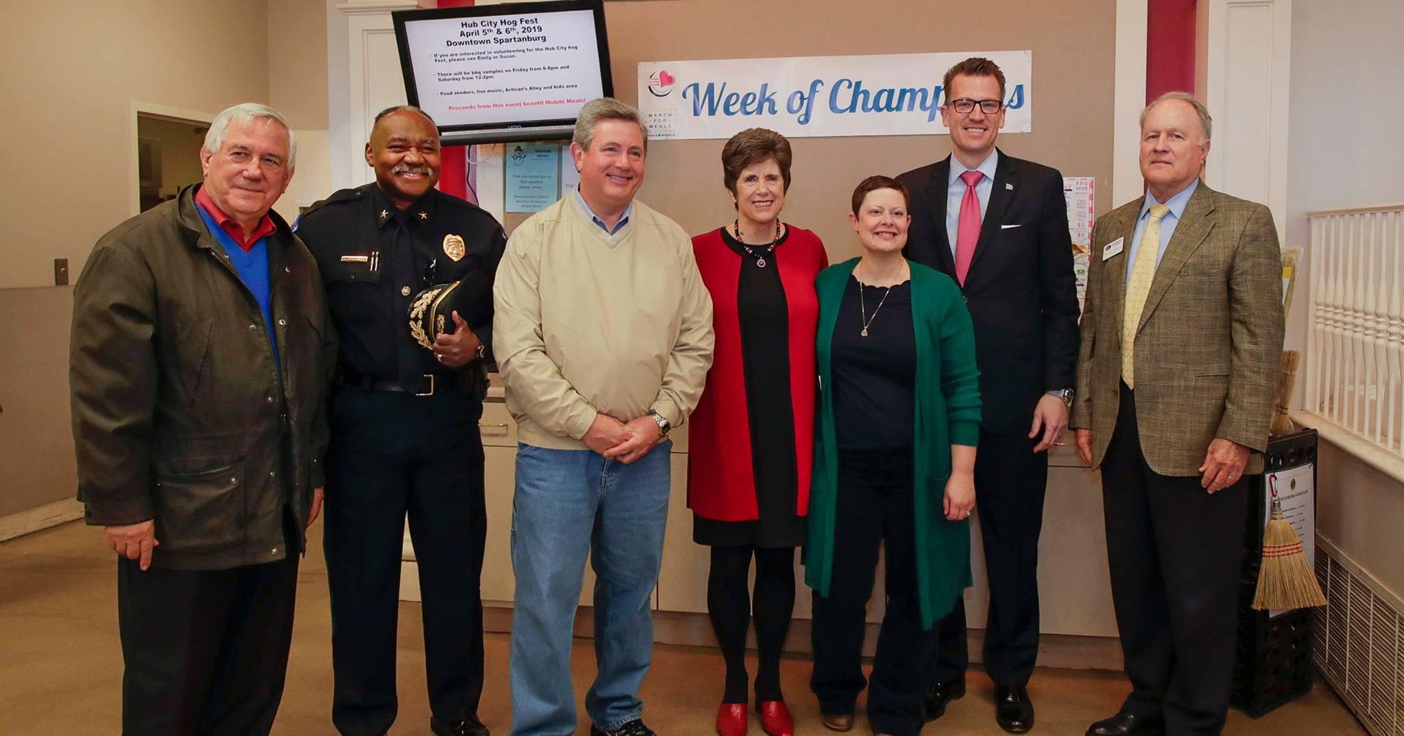 Community Champions Week