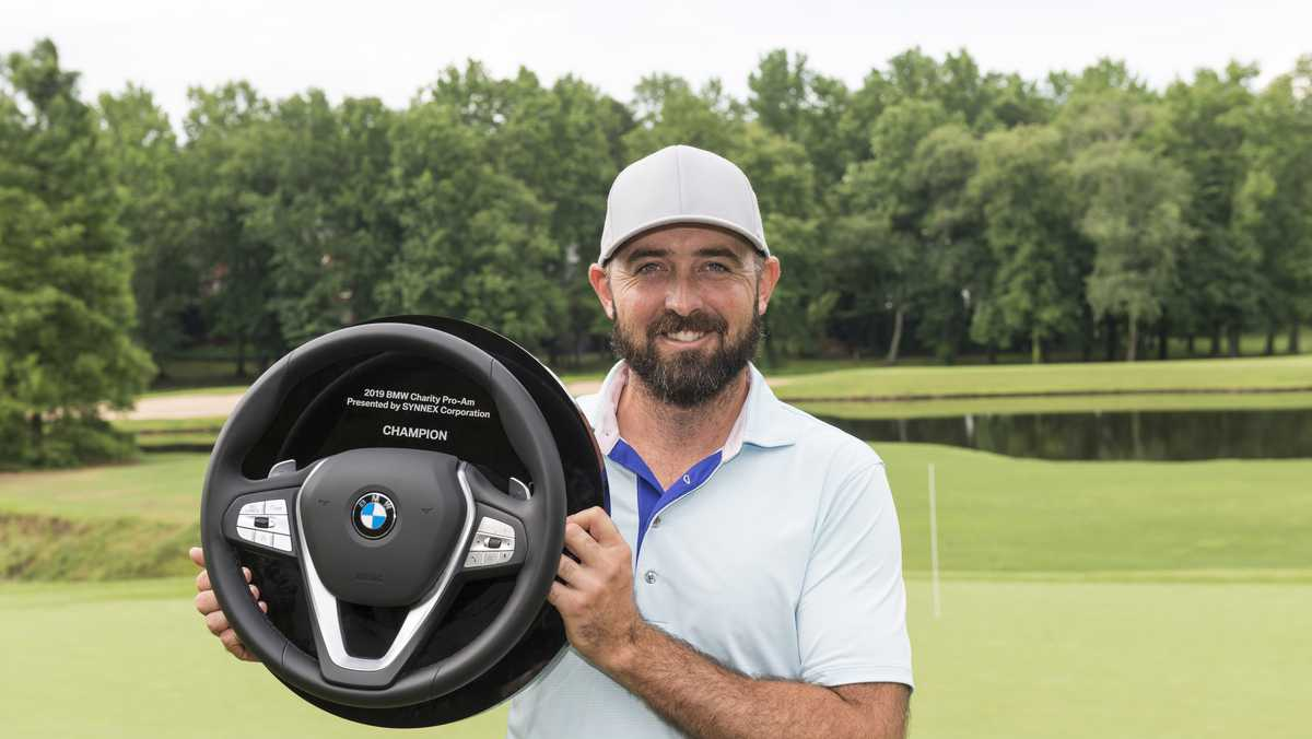 BMW Charity Pro-Am Winners!