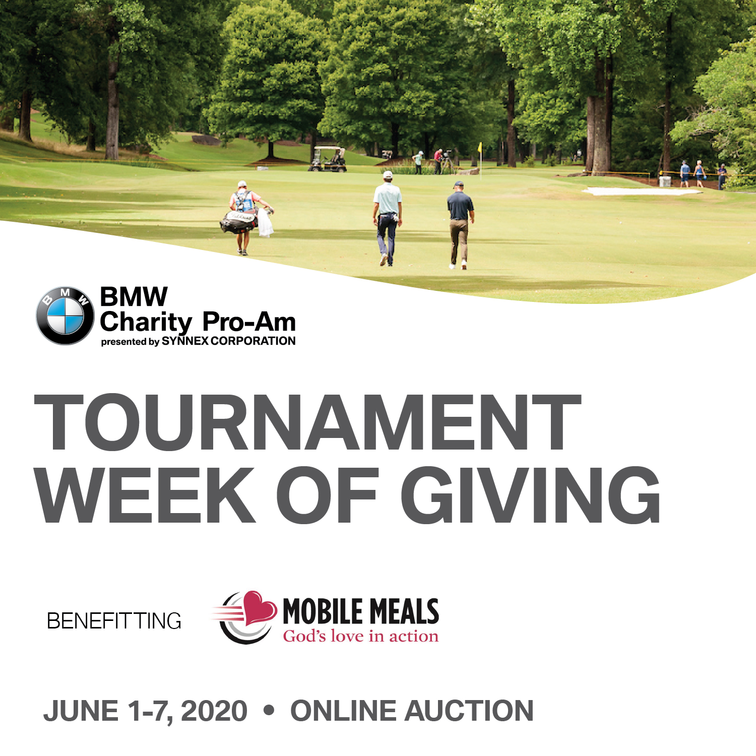 BMW Week of Giving Online Auction